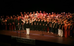 Sabs Chorus Finale Conducted by Gail